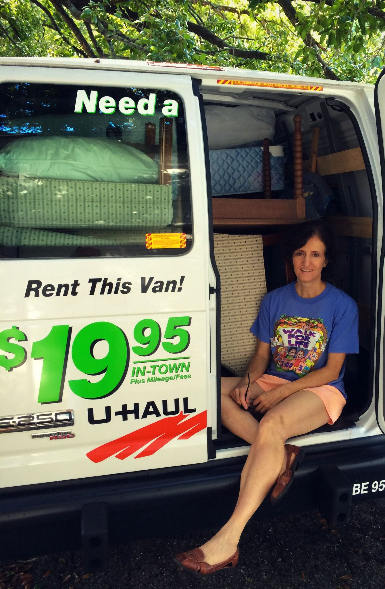 Rent A Cargo Van For Moving From Any College Dorm Or Small Apartment Cargo Van U Haul Truck Van