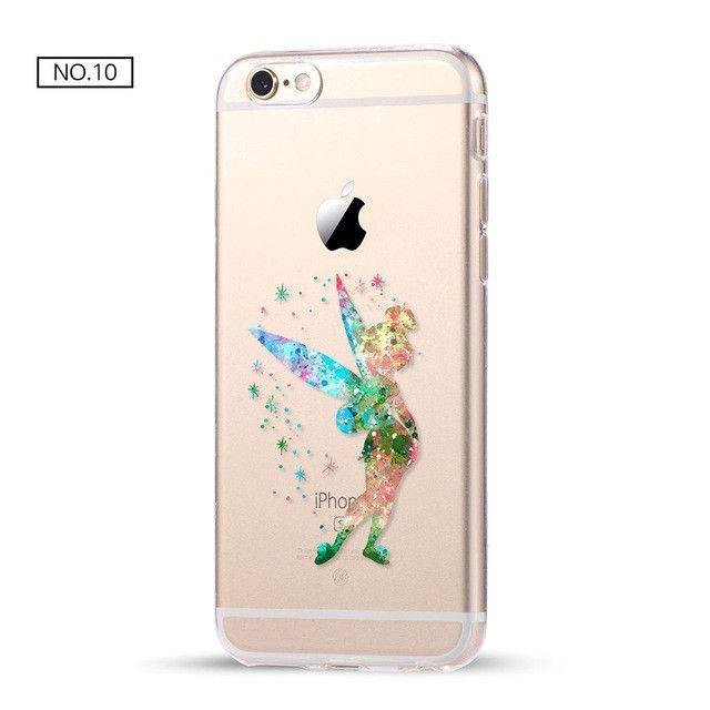 coque iphone 6 silicone bambi