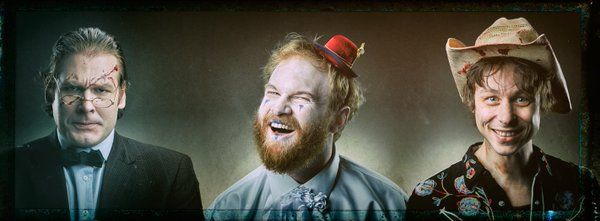 Ben Kissel Henry Zebrowski And Marcus Parks Podcasts Attractive People Pretty People Grounds & hounds coffee co. ben kissel henry zebrowski and marcus