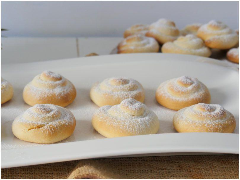 Chiocciole Al Latte Condensato Ricetta Ricette Di Cucina Ricette Latte Condensato