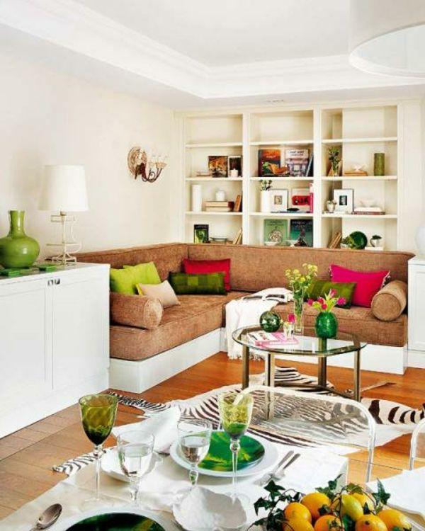 Offener Wohnplan Kleine Rume Einrichten Wohnzimmer Esszimmer
