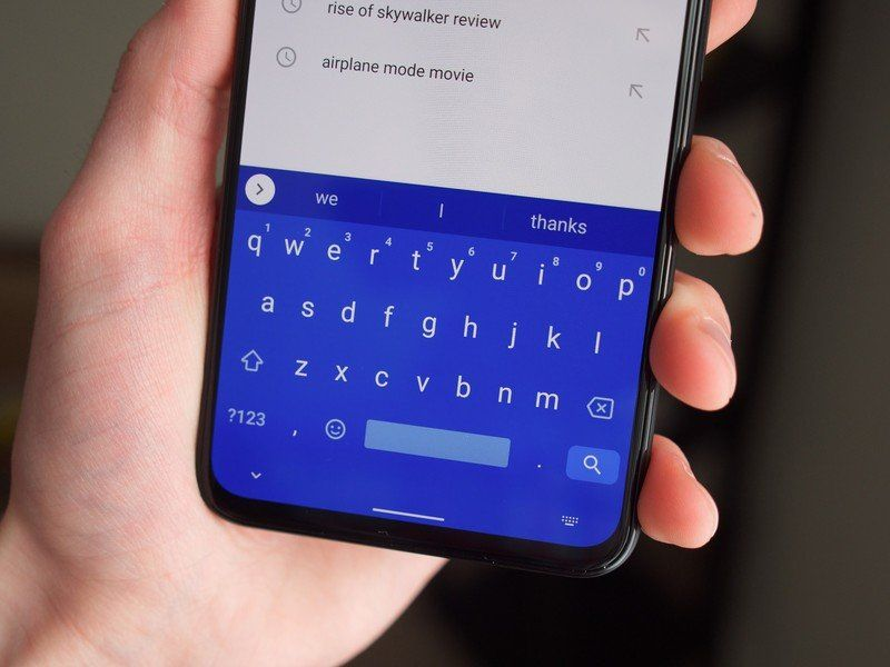 How To Get Better At Typing On A Phone