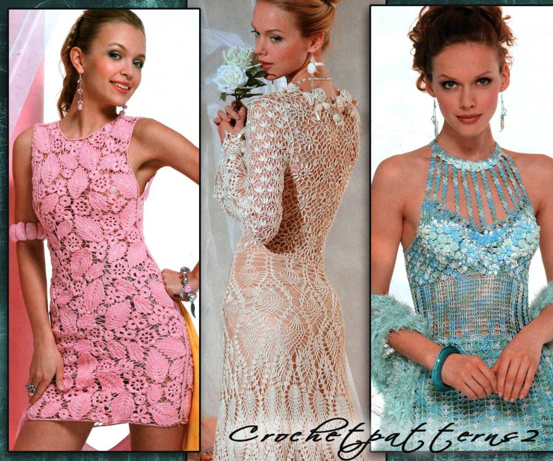 Instant Download PDF ebook - crochet patterns. Women\'s crochet ...