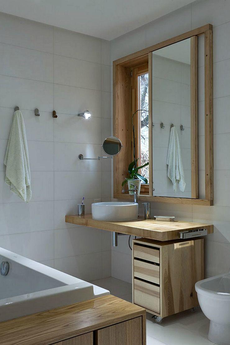 Últimas tendencias en espejos para el baño | Banium.com ...
