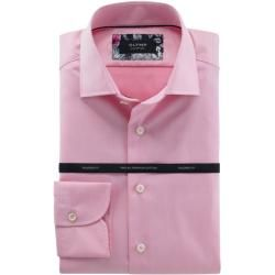 Olymp Signature Hemd, Tailored Fit, Signature Kent, Pink, 46 Olympolymp