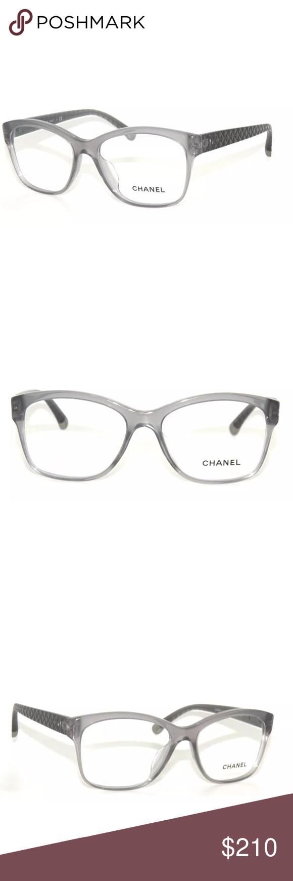 2da613fa591 Chanel 3324 Opal Grey Eyeglasses Frame New
