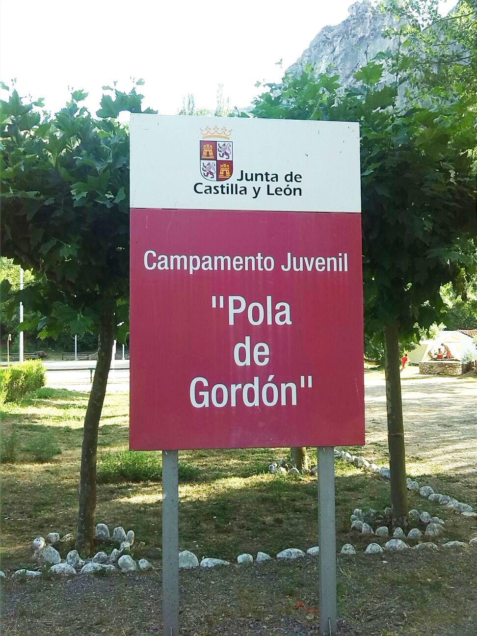 """""""Pola de Gordón"""""""