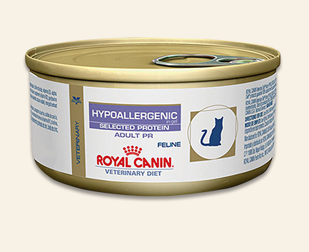 Royal Canin Veterinary Diet Hypoallergenic Selected
