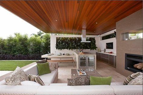 25 Best Modern Outdoor Design Ideas  Kitchen Design Modern And Impressive Outdoor Kitchen Designs Ideas Inspiration