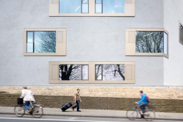 Baufirmen In Köln kister scheithauer gross köln architekten facades