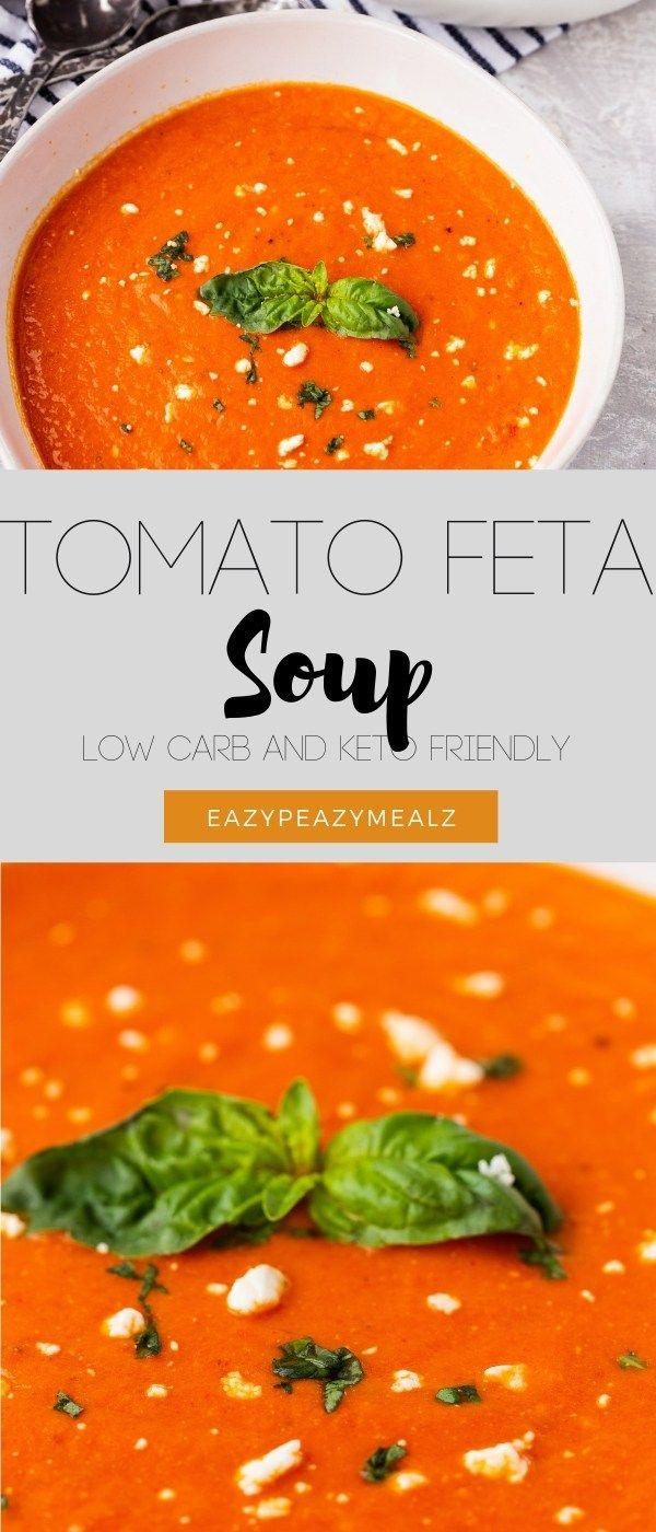 Photo of Easy Tomato Soup (Keto) – Easy Peasy Meals