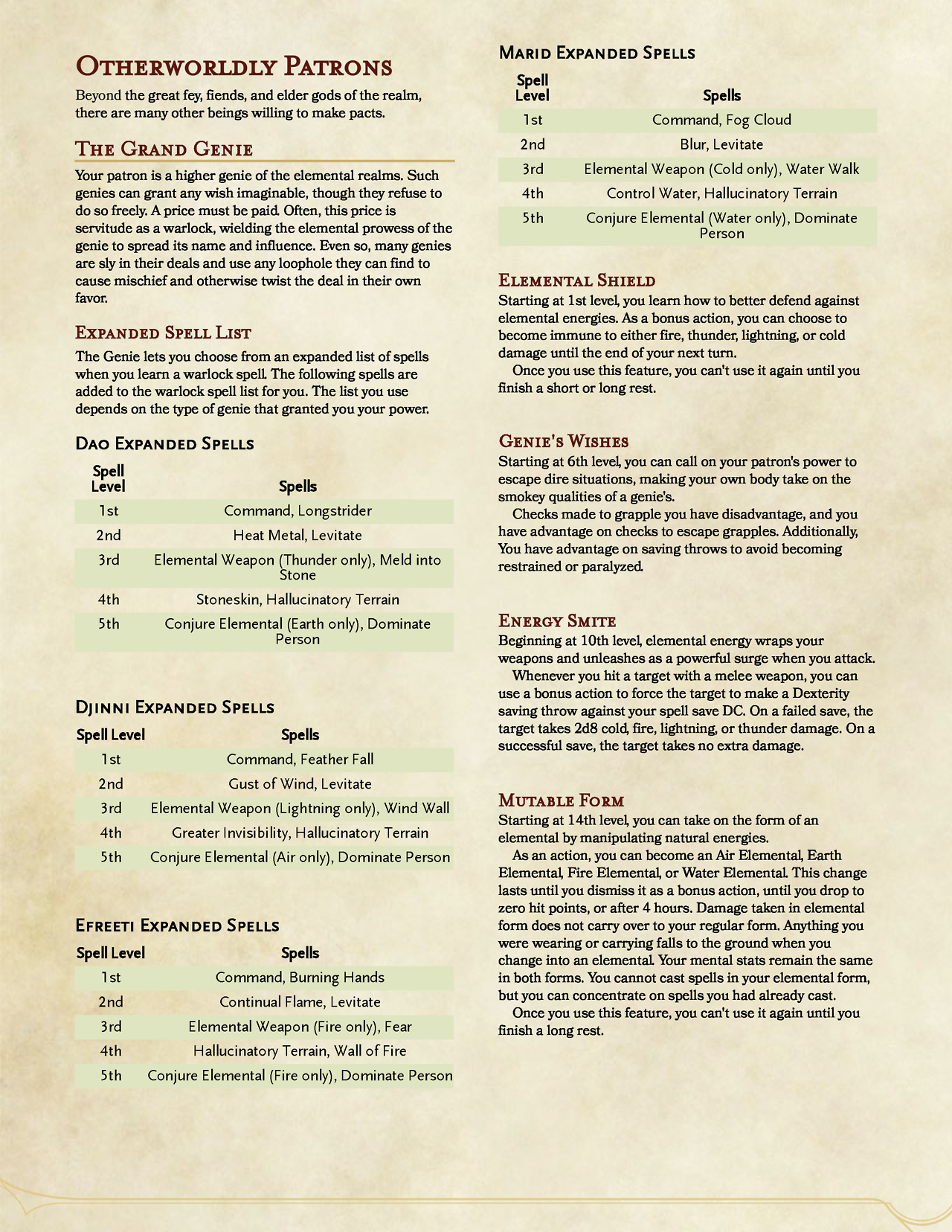 Homebrew D&D | Tumblr | Homebrew Classes in 2019 | Dungeons
