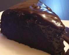 Resep Cake Coklat resep kue Pinterest Cake