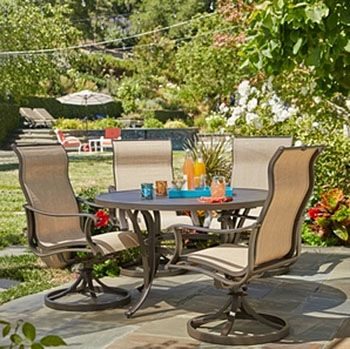 Dining Outdoor Alfresco Tab, Orchard Supply Patio Furniture