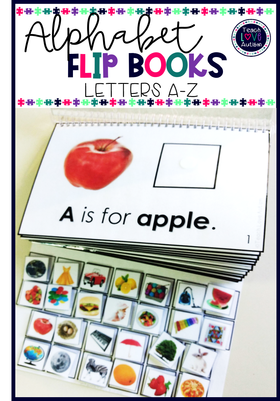 Alphabet Adapted Books With Real Photos Digital And Printable Interactive Book Phonics Instruction Adapted Books