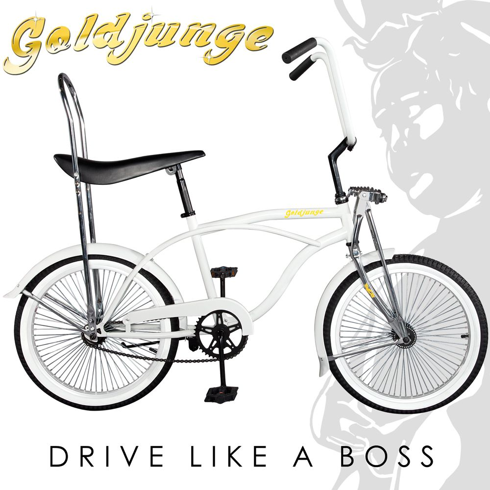 goldjunge bonanza wb 20 fahrrad bonanzarad beachcruiser. Black Bedroom Furniture Sets. Home Design Ideas
