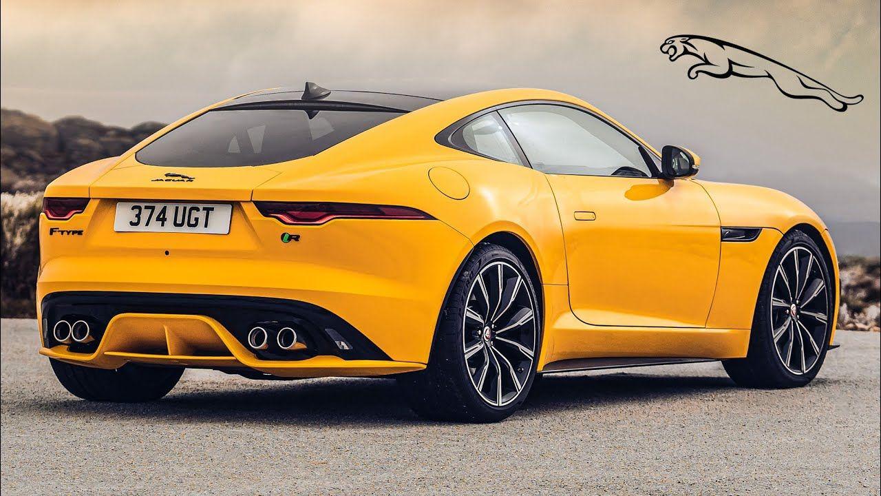 2021 Jaguar FTYPE in 2020 Jaguar f type, Sports cars