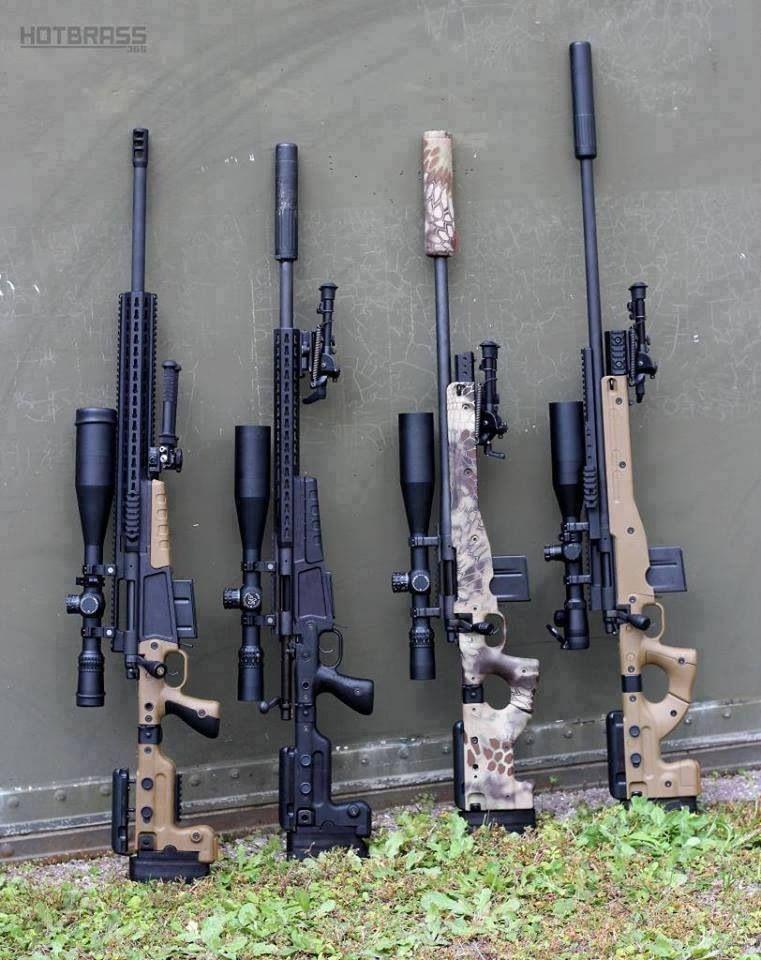 Long Range Effectiveness is Better! | Zombie Hunter | Guns