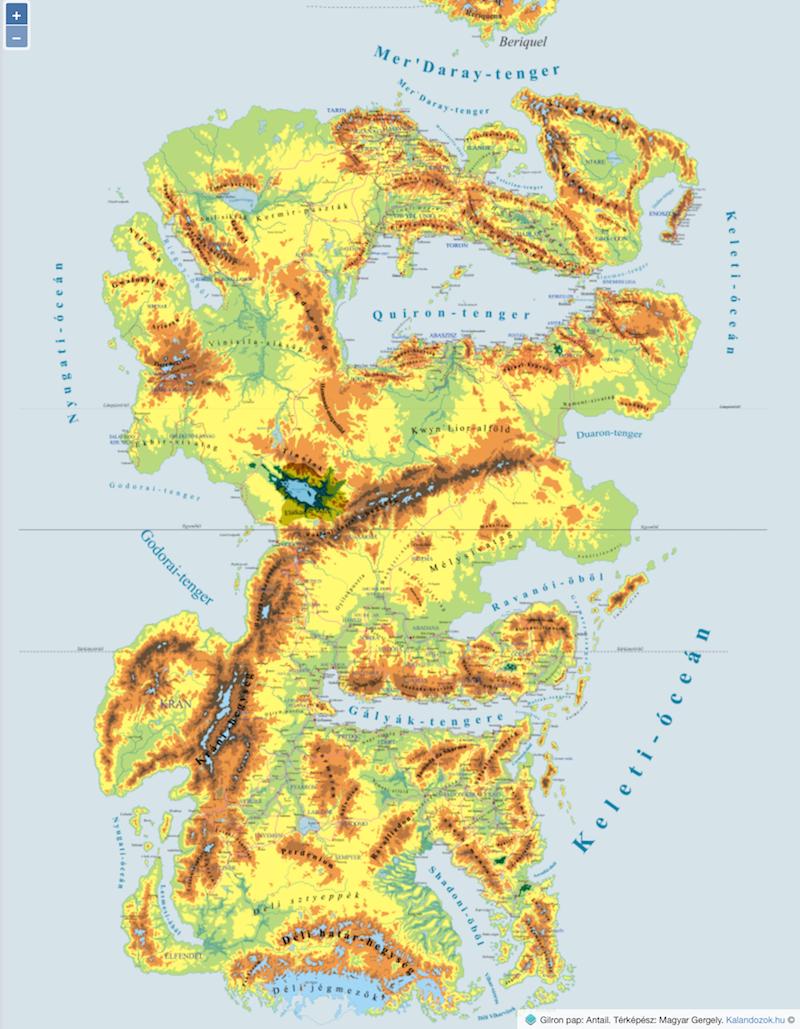 ynev térkép Kalandozok.hu Ynev Térkép | M.A.G.U.S. | Map, Diagram, Art