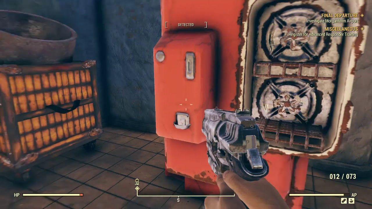 fallout 76 sniper build