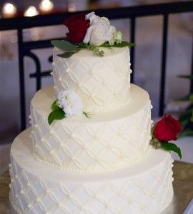 almond wedding cake icing
