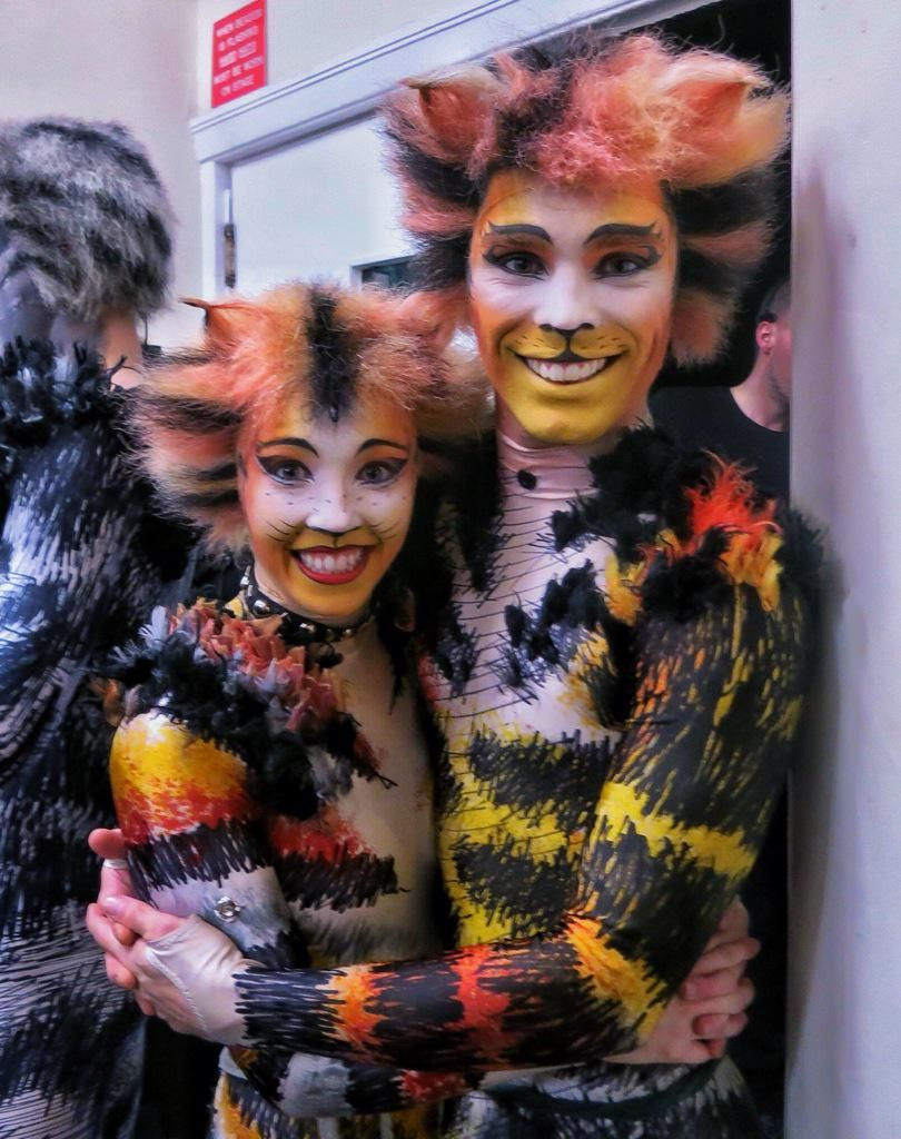 Dawn Williams on Twitter Cats the musical costume