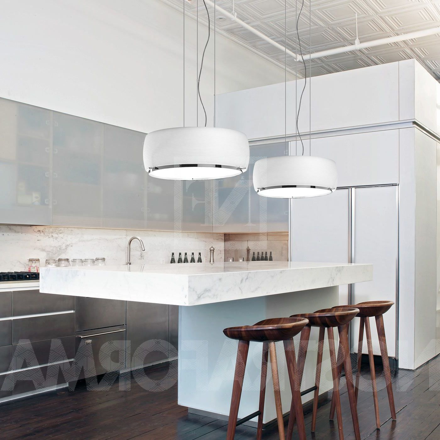 Overhead Kitchen Lighting Ideas: Modern Kitchen Kitchen Ceiling Lighting Fixtures Ceiling