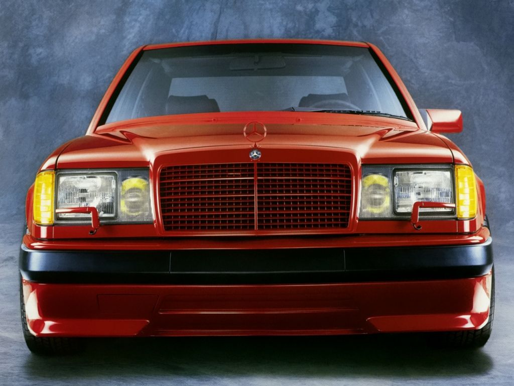 Amg 300 E 6 0 Hammer Us Spec W124 1988 91 With Images