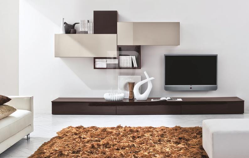 Meuble Tv Mural Roma Atylia Inspiration Salon Pinterest Tvs Walls And Units
