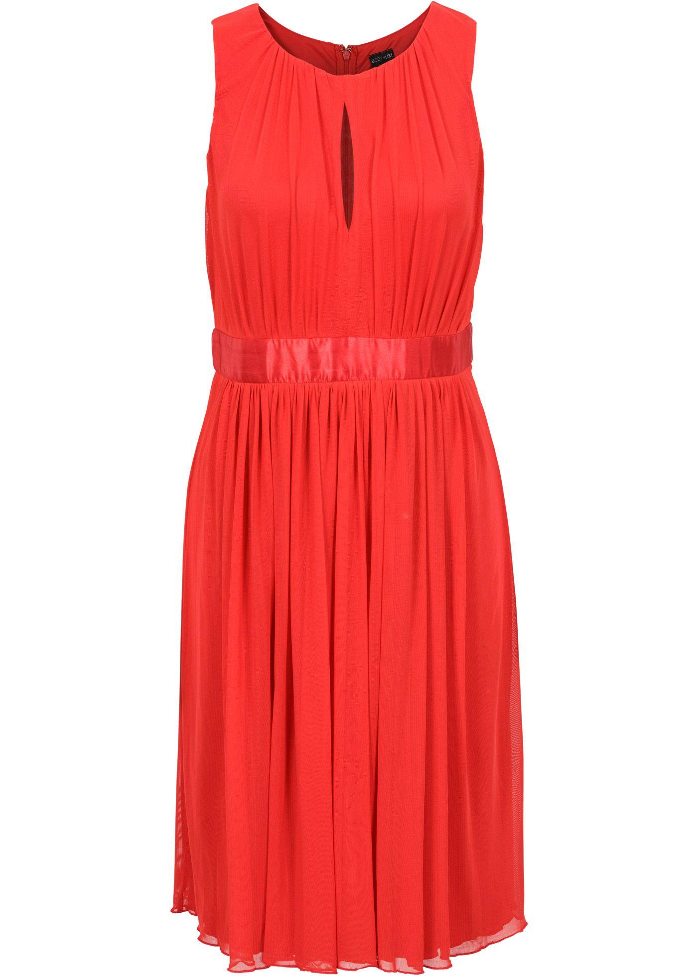 Kleid erdbeere - BODYFLIRT jetzt im Online Shop von ...