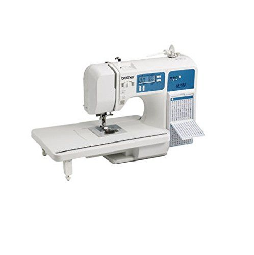 Brother XR40 Computerized 40Stitch Sewing Quilting Machine New Brother Hc1850 Sewing And Quilting And Embroidery Machine