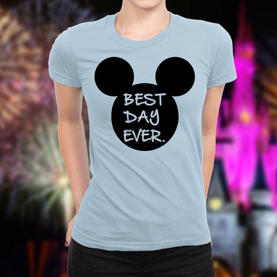 e9a4f6a22 Disney shirt Best Day Ever Mickey Mouse shirt vacation | Disney ...