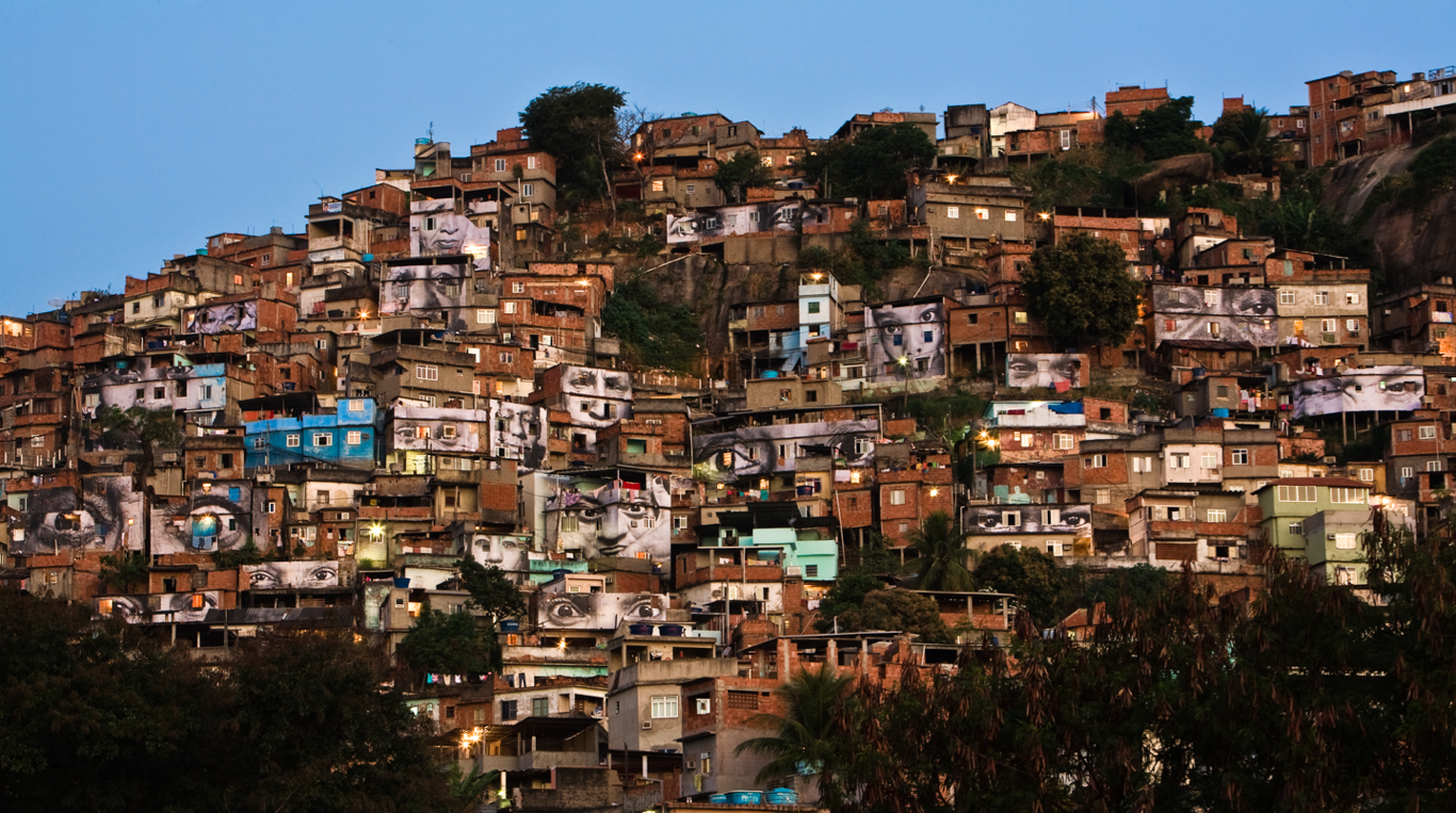 Street Art Favelas Brazil Artistas De La Calle Expresiones Del Arte Rio De Janeiro