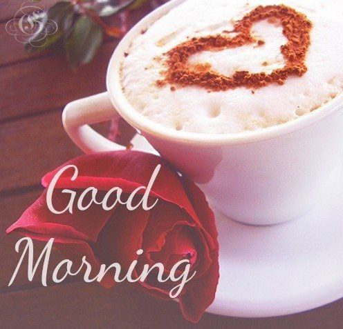 Good Morning Beautiful Romantic Love With Images Good Morning