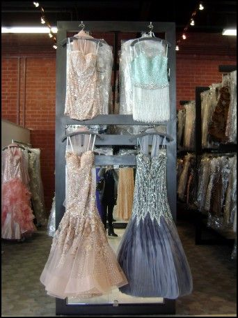 Fashion Wedding Dresses Downtown La District