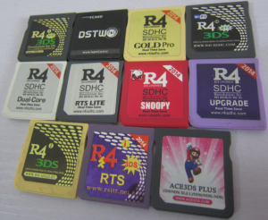 Which R4 3DS to buy for play 3DS Games on 3DS V9 4 0-21U