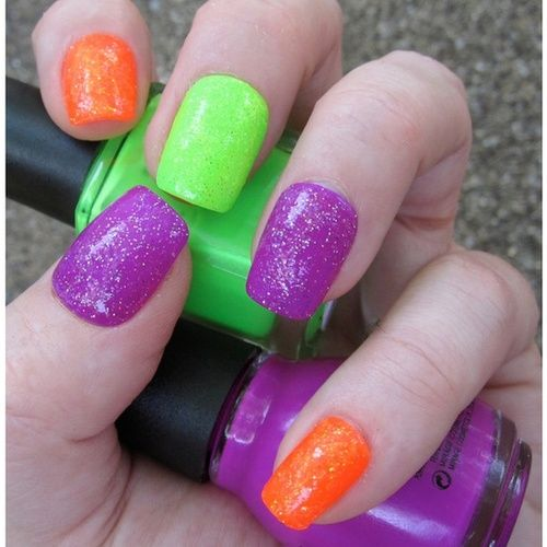 Easy Nail Art Designs Easy Nail Art Designs 9 Halloween Nails