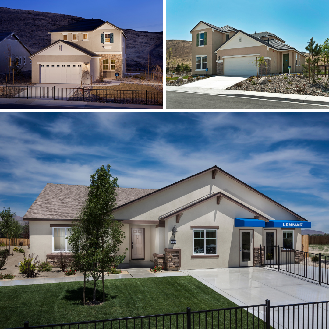 Use The Long Week To Commemorate Memorial Day And Find Your Dream Home Across Northern Nevada With An Array New Homes New Homes For Sale New Home Construction