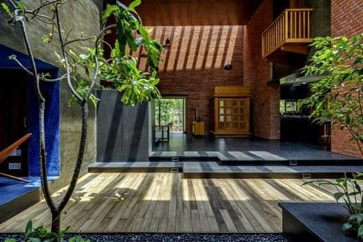 Casa Ladrillo,© Hemant Patil