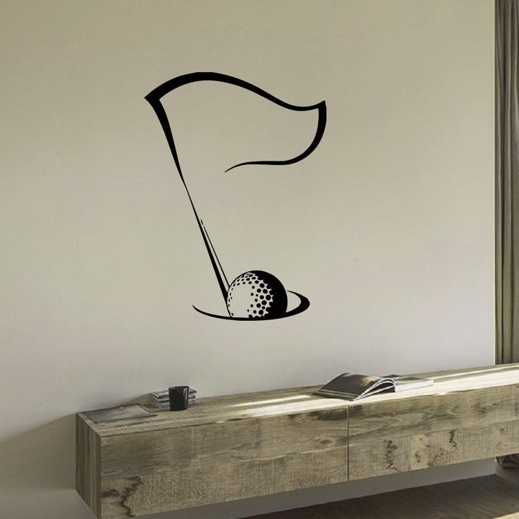 Image Result For Golf Tattoos Golf Pinterest Golf Tattoo - How to make vinyl decals for walls