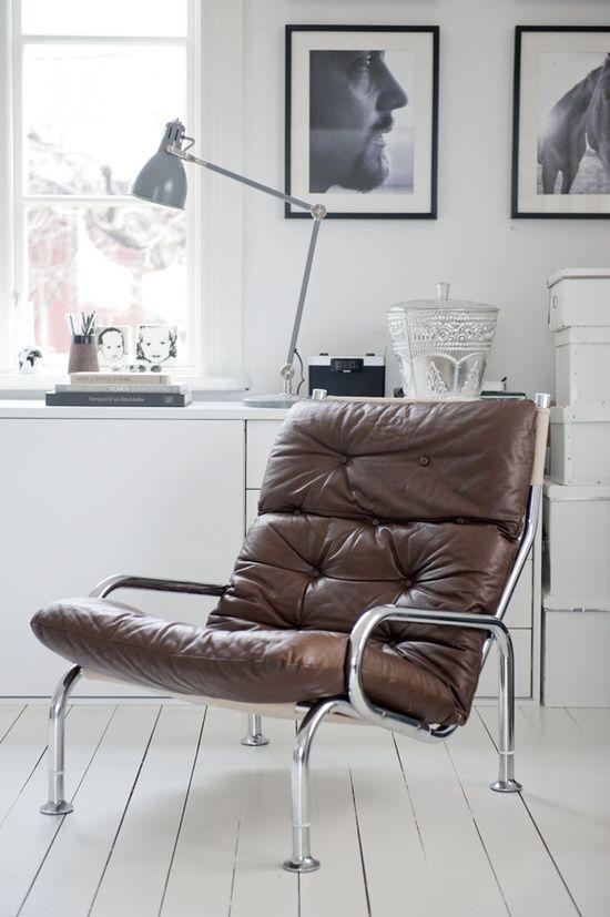 crea un rincn de lectura o relax en tu casa estilo escandinavo - Sillon Lectura
