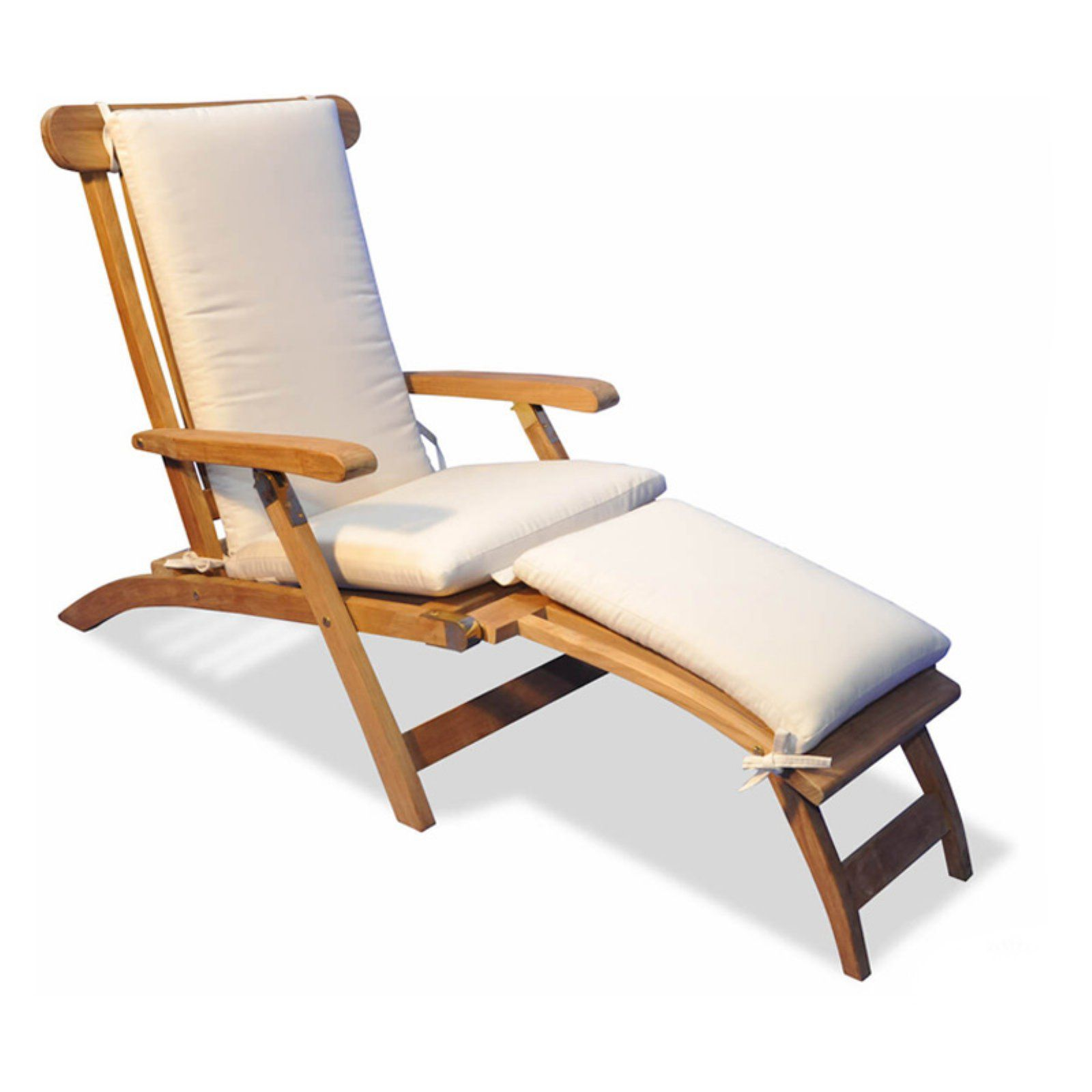 Outdoor Regal Teak Teak Steamer Chaise Lounge Without Cushion In 2019 Products Outdoor Chairs Teak Chair