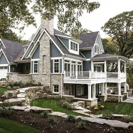 10 Ways To Bring Charm To Your Home'S Exterior [With Images] 10 Ways to Bring Charm to Your Home's Exterior [With Images] House Beautiful big and beautiful houses in world