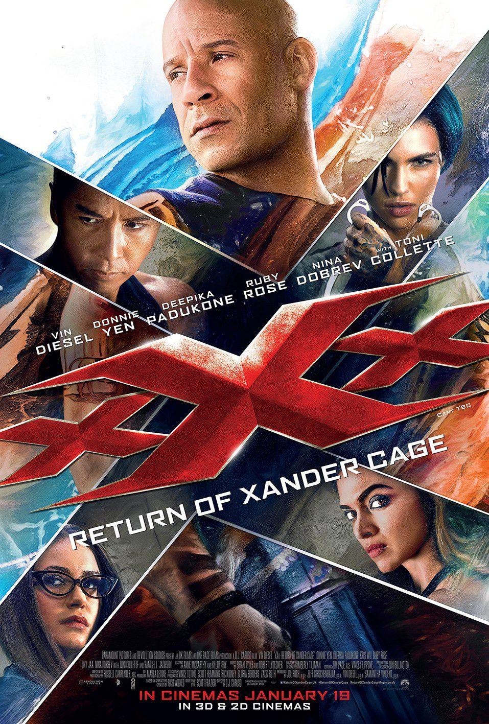 Xxx Return Of Xander Cage Online Latino