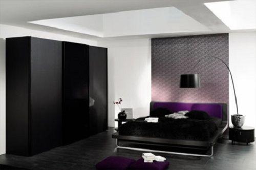 Minimalistische Schlafzimmer Interior Design-Ideen #modern #moderne - schlafzimmer ideen weis modern