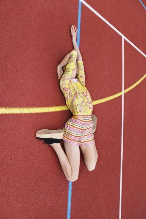 elevenacres: Viviane Sassen, Carven campaign, Women Summer 2012