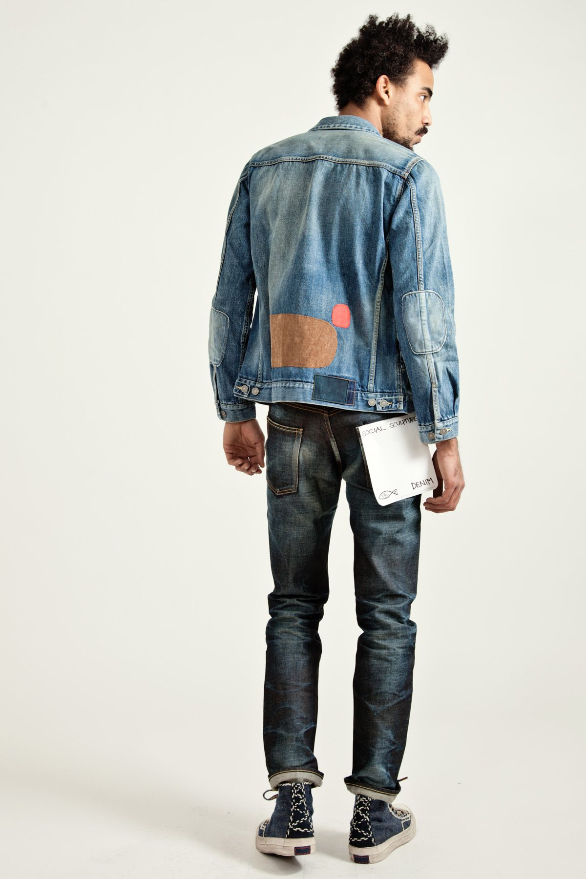 Visvim--Social Sculpture 101 Jacket