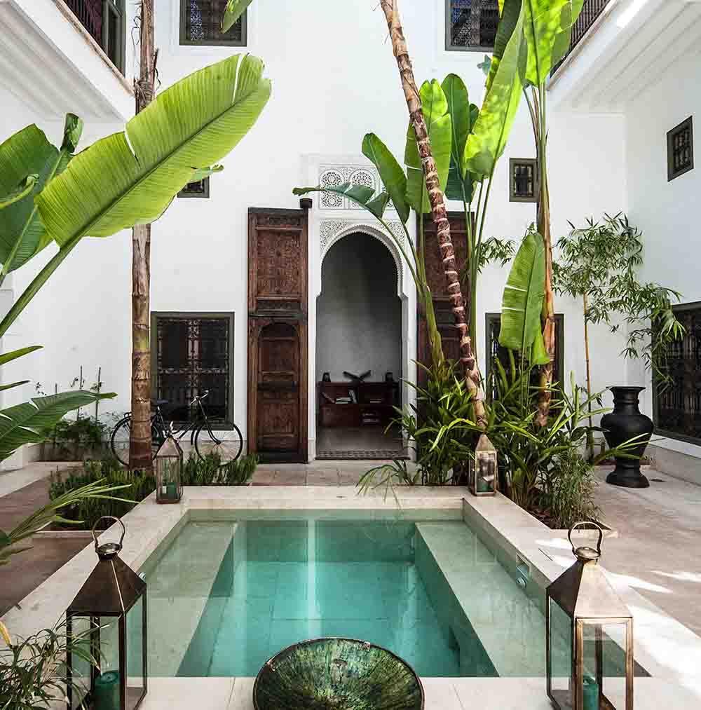 Riad Jaaneman Marrakech Home Interieur Pinterest