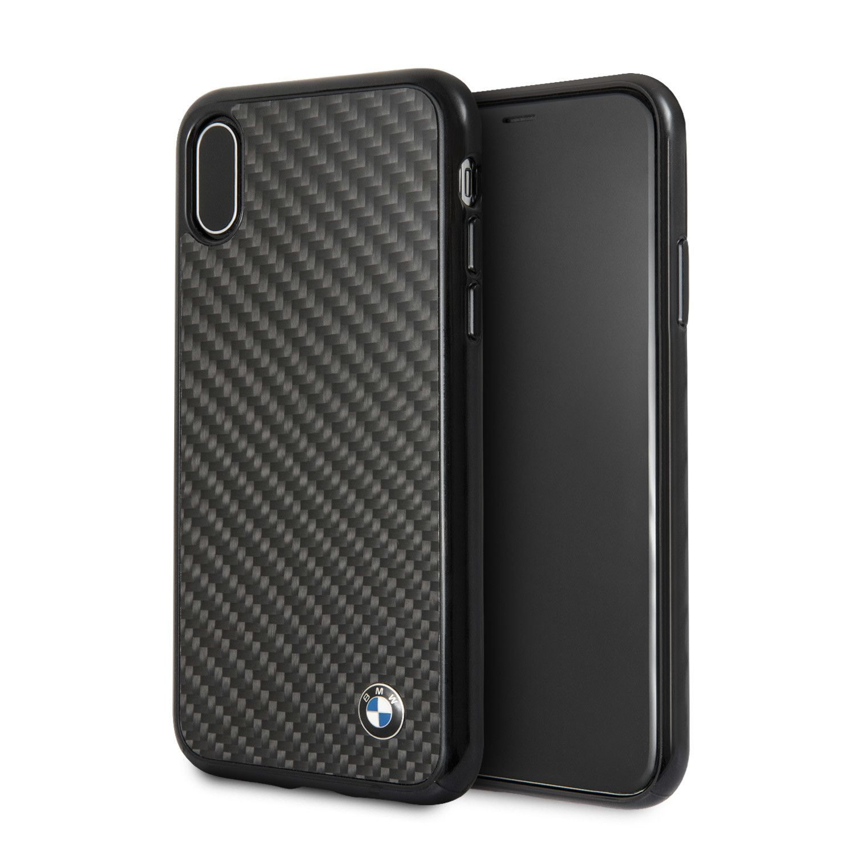Carbon Fiber Case Iphone X Xs Black Bmw Licensed Features Quality Iphone Cases Carbon Fiber Iphone