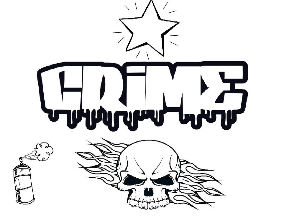 Skull Graffiti Coloring Pages Ausmalbilder Zum Ausdrucken Ausmalbilder Zum Ausdrucken Kostenlos Ausmalen
